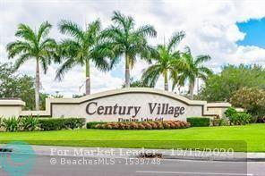 1301 SW 135th Ter #311J, Pembroke Pines, FL 33027 - #: F10262571