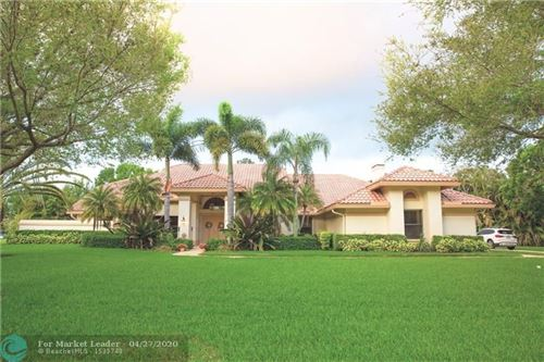 Photo of 7811 Sequoia Ln, Parkland, FL 33067 (MLS # F10156572)