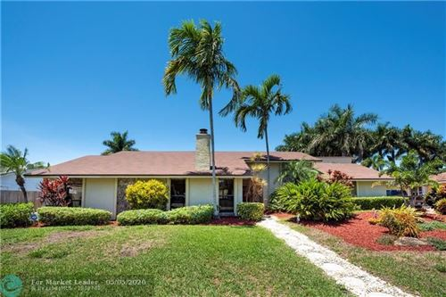 Photo of Listing MLS f10227572 in 1781 SW 72nd Ave Plantation FL 33317