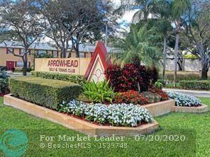 Foto de inmueble con direccion 2111 SW 81st Ave #2111 Davie FL 33324 con MLS F10239572