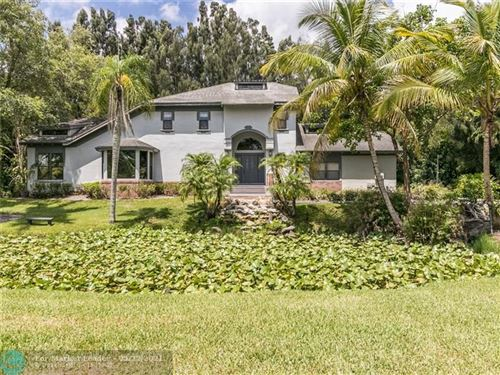 Photo of 4351 SW 102nd Ave, Davie, FL 33328 (MLS # F10283572)