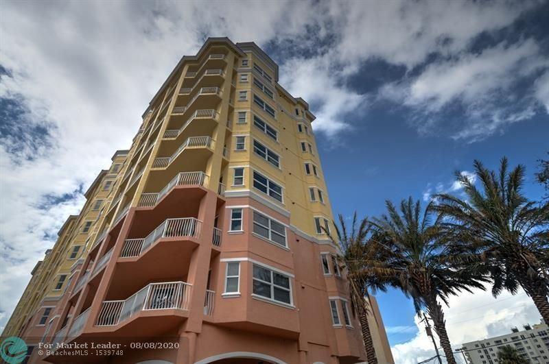 1395 S Ocean Blvd #2B, Pompano Beach, FL 33062 - MLS#: F10242572