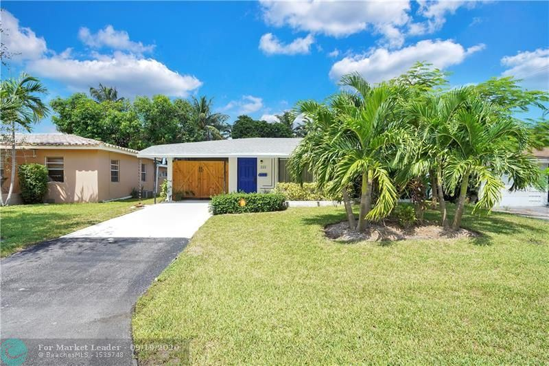 Photo of 333 NW 46th Ct, Oakland Park, FL 33309 (MLS # F10249572)