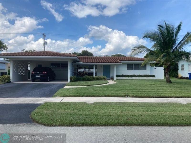 Photo of 2157 NE 61st Ct, Fort Lauderdale, FL 33308 (MLS # F10303572)