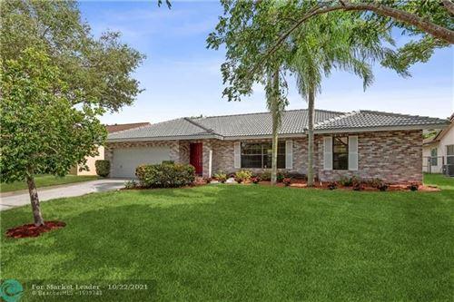 Photo of 4536 NW 51st St, Coconut Creek, FL 33073 (MLS # F10305573)