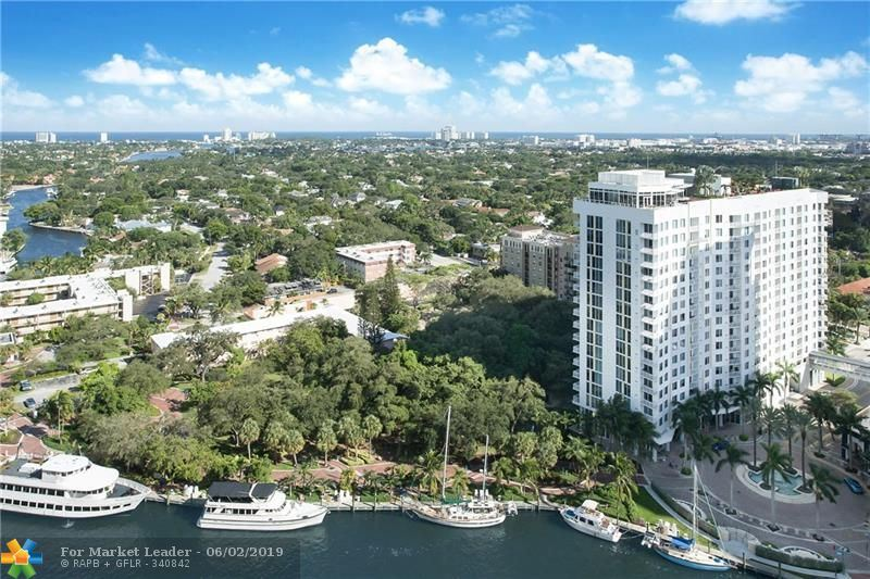 Photo for 347 N New River Dr #2601, Fort Lauderdale, FL 33301 (MLS # F10178573)