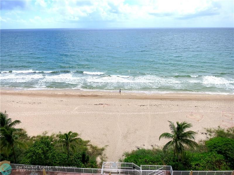 Photo of 4250 Galt Ocean Dr #7U, Fort Lauderdale, FL 33308 (MLS # F10239573)