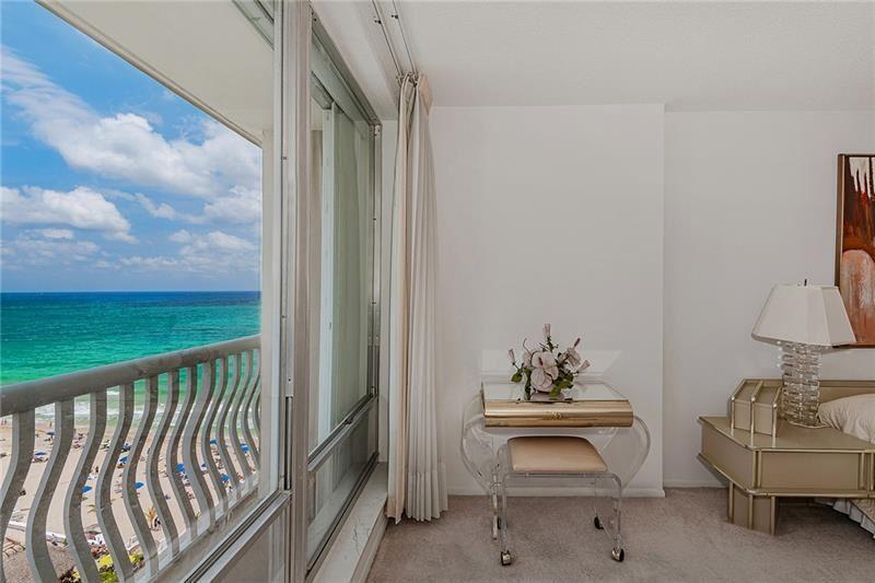 Photo of 4020 Galt Ocean Dr #1109, Fort Lauderdale, FL 33308 (MLS # F10281574)