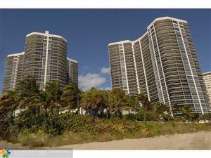 Photo of 3200 N Ocean Blvd #1804, Fort Lauderdale, FL 33308 (MLS # F10121575)