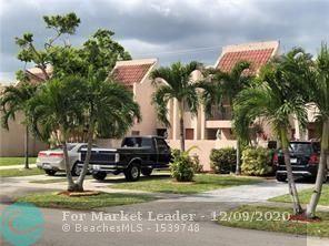 Photo of 1758 NW 58th Ave #6, Lauderhill, FL 33313 (MLS # F10259575)