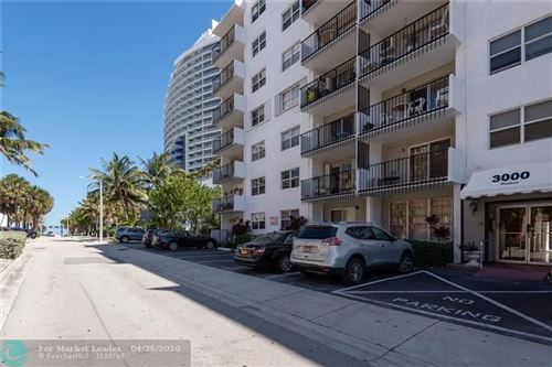 Foto de inmueble con direccion 3000 Riomar St #307 Fort Lauderdale FL 33304 con MLS F10220576