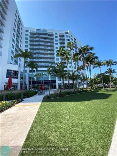 Photo of 2670 E Sunrise Blvd #324, Fort Lauderdale, FL 33304 (MLS # F10224576)