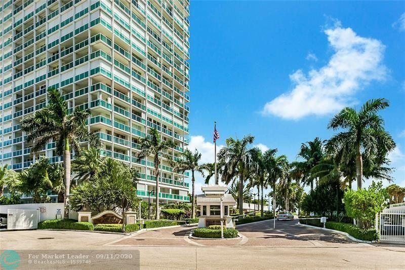 Photo of 2100 S Ocean Ln #410, Fort Lauderdale, FL 33316 (MLS # F10248576)