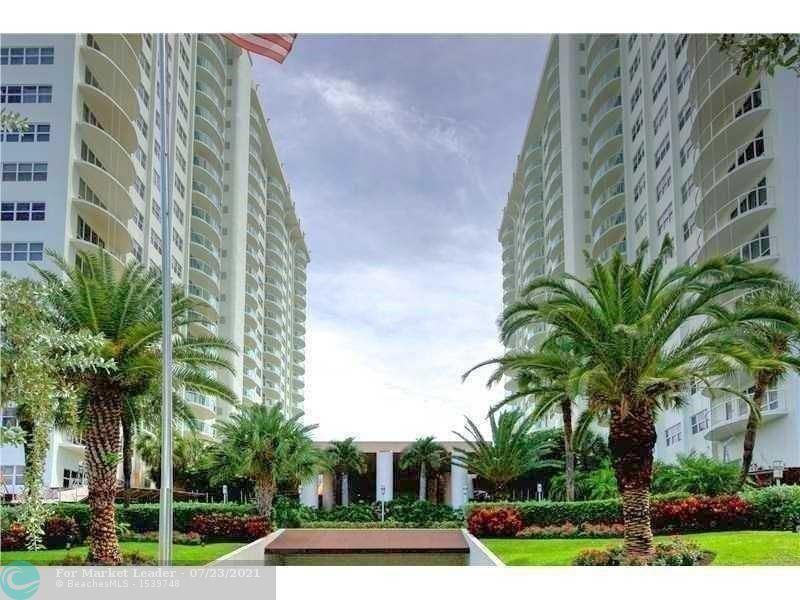 Photo of 3400 Galt Ocean Drive #1104 S, Fort Lauderdale, FL 33308 (MLS # F10293576)
