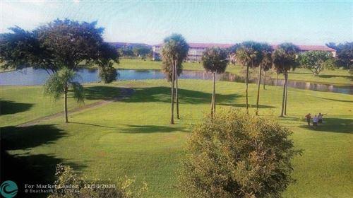 Photo of 850 SW 133rd Ter #403B, Pembroke Pines, FL 33027 (MLS # F10259577)