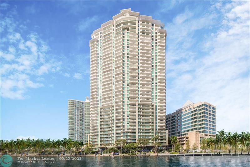 Photo of 411 N New River Dr #3205, Fort Lauderdale, FL 33301 (MLS # F10285577)