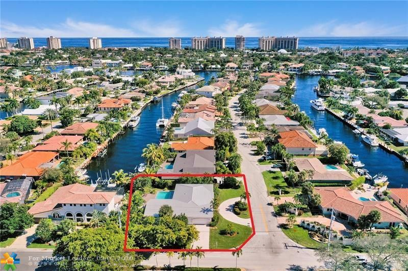 3001 NE 57th Ct, Fort Lauderdale, FL 33308 - #: F10215578
