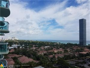 Photo of Listing MLS f10146579 in 19380 Collins Ave #1412 Sunny Isles Beach FL 33160