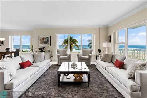 Foto de inmueble con direccion 3850 Galt Ocean Dr #101 Fort Lauderdale FL 33308 con MLS F10255579
