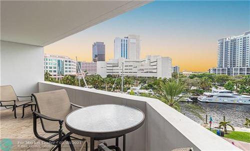Photo of 333 Las Olas Way #508, Fort Lauderdale, FL 33301 (MLS # F10265579)