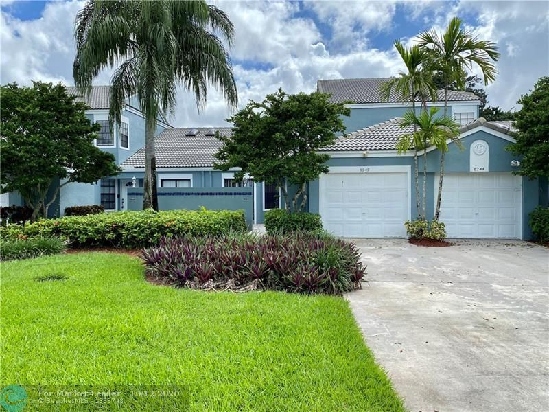 8242 Waterford Ave, Tamarac, FL 33321 - #: F10252579