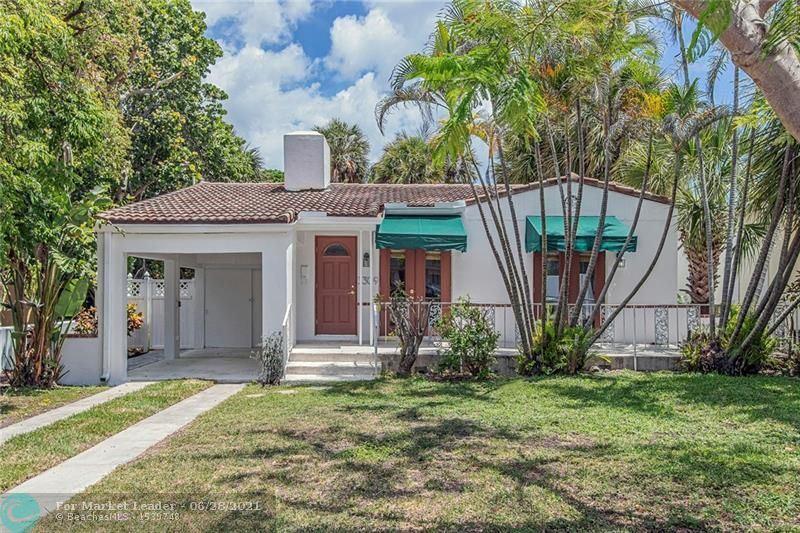 Photo of 3309 NE 16th Ct, Fort Lauderdale, FL 33305 (MLS # F10288579)