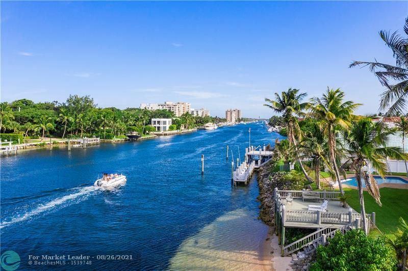 Photo of 4420 NE 31st Avenue, Lighthouse Point, FL 33064 (MLS # F10289579)
