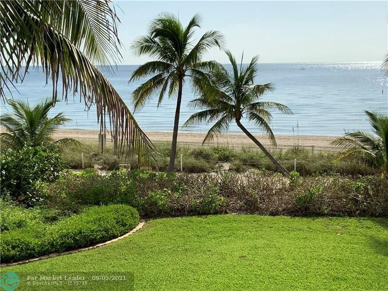 Photo of 1440 S Ocean Blvd #7D, Lauderdale By The Sea, FL 33062 (MLS # F10299580)