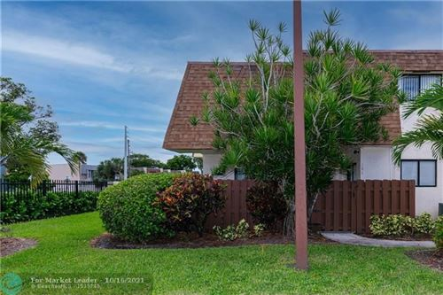 Photo of 101 San Remo Blvd #101, North Lauderdale, FL 33068 (MLS # F10304581)