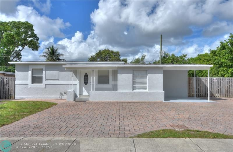 5291 NE 17th Ave, Pompano Beach, FL 33064 - #: F10254581