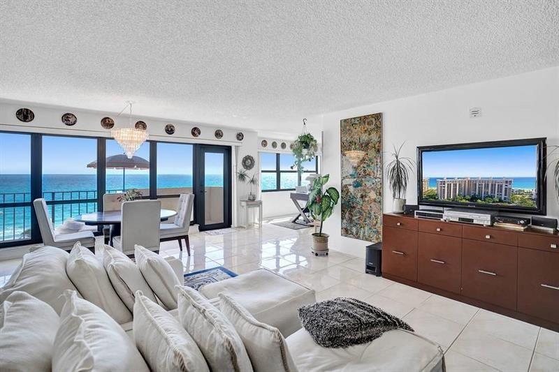 Photo of 4900 N Ocean Blvd #1119, Lauderdale By The Sea, FL 33308 (MLS # F10271581)