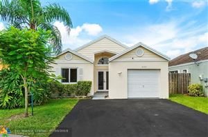 Photo of 230 SW 159th Way, Sunrise, FL 33326 (MLS # F10185582)