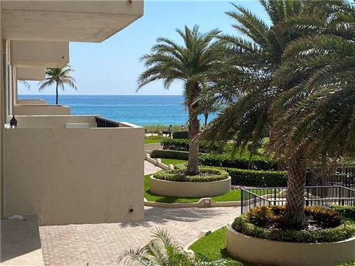 Photo of 5000 N Ocean Blvd #205, Lauderdale By The Sea, FL 33308 (MLS # F10276582)