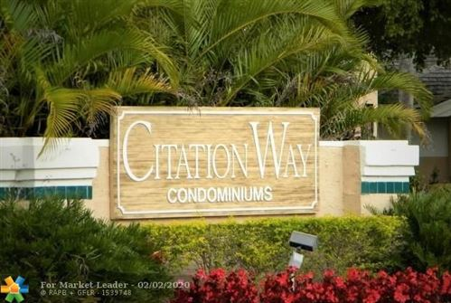 Photo of Listing MLS f10213583 in 9877 Westview Dr #636 Coral Springs FL 33076