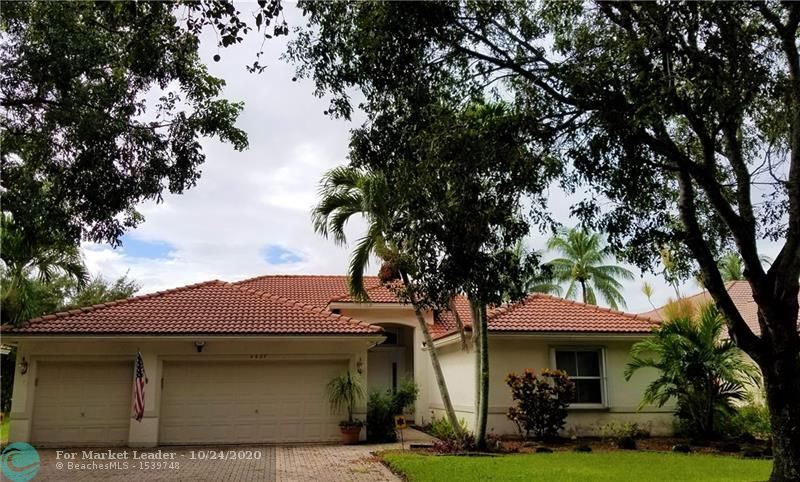 4927 NW 52nd Ave, Coconut Creek, FL 33073 - #: F10254583
