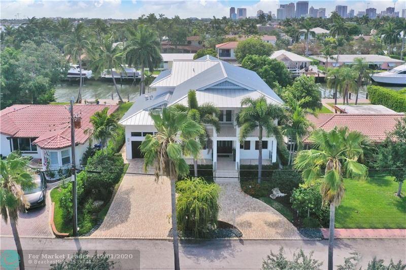 Photo of 717 Solar Isle Dr, Fort Lauderdale, FL 33301 (MLS # F10260583)