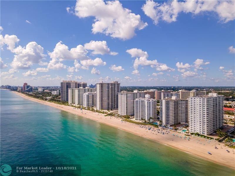 Photo of 3750 Galt Ocean Dr #306, Fort Lauderdale, FL 33308 (MLS # F10304584)