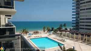 Photo of 3500 Galt Ocean Dr #404, Fort Lauderdale, FL 33308 (MLS # F10116585)