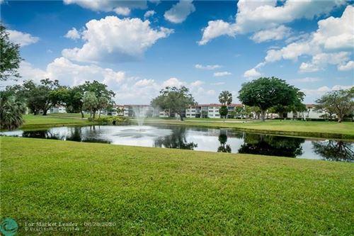 Photo of 8930 S Hollybrook Blvd #303, Pembroke Pines, FL 33025 (MLS # F10216585)