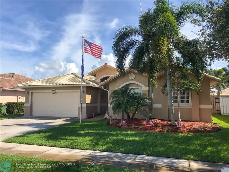 16921 SW 5 CT, Weston, FL 33326 - #: F10248585