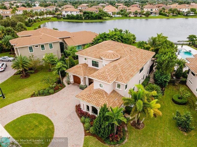 Photo of 10132 Sweet Bay Mnr, Parkland, FL 33076 (MLS # F10257586)