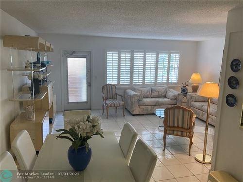 Photo of 3023 Cambridge B #3023, Deerfield Beach, FL 33442 (MLS # F10294587)