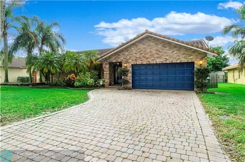 Photo of 10992 NW 13TH CT, Coral Springs, FL 33071 (MLS # F10305587)