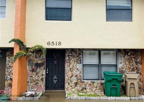 Photo of 6518 SW 41st St #6518, Davie, FL 33314 (MLS # F10305588)