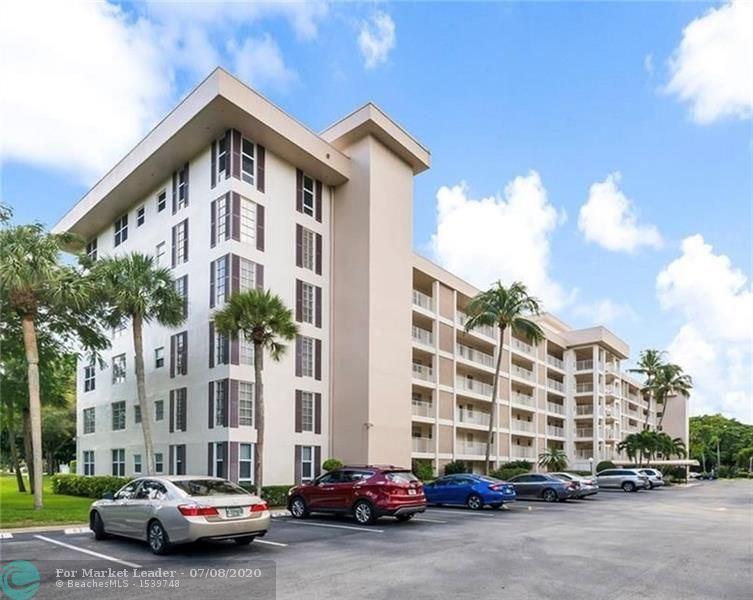 Photo of 2600 S Course Dr #509, Pompano Beach, FL 33069 (MLS # F10232588)