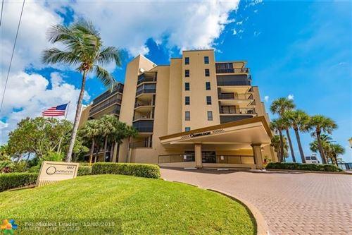 Photo of 1167 Hillsboro Mile #308, Hillsboro Beach, FL 33062 (MLS # F10202589)