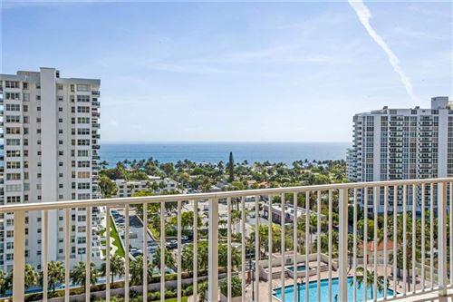 Photo of 3020 NE 32nd Ave #1411, Fort Lauderdale, FL 33308 (MLS # F10272589)