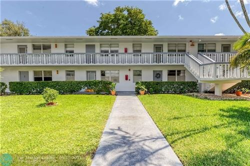 Photo of 119 Harwood J #119, Deerfield Beach, FL 33442 (MLS # F10300589)
