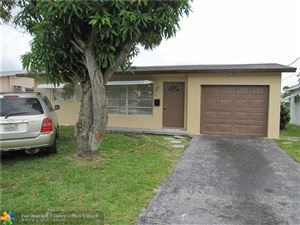 Tiny photo for 2761 NW 69th Ave, Sunrise, FL 33313 (MLS # F10179590)