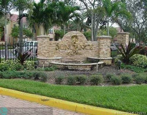 Photo of 2866 S University Dr #5206, Davie, FL 33328 (MLS # F10255590)